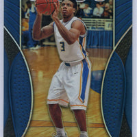 Justin Wright-Foreman Rookie Card Blue Prizm #55 2019 Prizm Draft Picks Basketball