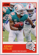 Kenny Still 2019 Score Football #140 card