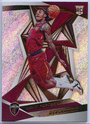Kevin Porter Jr Rookie Card #128 2019-20 Panini Revolution Basketball Cavs