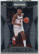 Kevin Porter Jr Rookie Card #30 2019 Panini Prizm Draft Picks basketball USC Trojans
