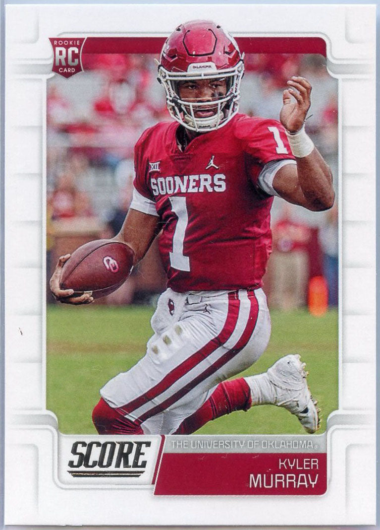 Kyler Murray RC 2019 Score Football #384