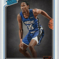 Melvin Frazier 2018-19 Panini Donruss Basketball Rated Rookie No. 153 Orlando Magic