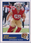 Mike McGlinchey 2019 Score Football 330 card