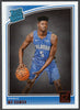 Mo Bamba 2018-19 Donruss Basketball Rated Rookie No. 160