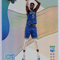 Mo Bamba rookie card No. 104 2018-19 Status Basketball