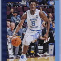 Nassir Little Rookie Card Game Day Ticket 2019 Contenders Draft Picks No. 12