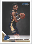 Nickeil Alexander-Walker Rated Rookie #216 Card 2019-20 Donruss Basketball