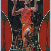 Nickeil Alexander-Walker red refactor rookie card #82 2019 Prizm Draft Picks