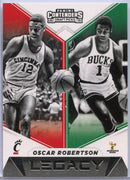 Oscar Roberston Legacy Card No. 6 2019 Panini Contenders Draft Picks
