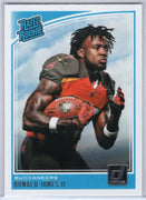 Ronald Jones II Rated Rookie Card Donruss Football No. 309