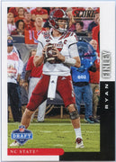 Ryan Finley RC 2019 Score Football Draft DFT-29 NC State - Bengals