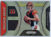 Ryan Finley Rookie Gear patch rookie card rg-rf 2019 Prizm Football