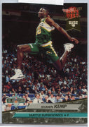 Shawn Kemp NBA Jam Session 1992-93 FLEER ULTRA #205 Card Supersonics