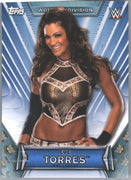 2019 Topps WWE Women's Division Eve Torres Wrestling card number 54