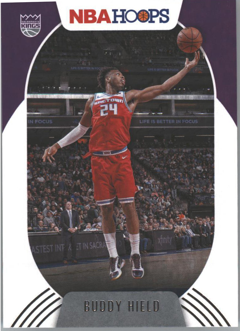 2020-21 Hoops Basketball Buddy Hield #13