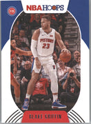 2020-21 Hoops Basketball Blake Griffin #114