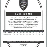 2020-21 Panini NBA HOOPS Basketball Darius Garland Card number 93