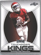 2019 Leaf Draft Touchdown Kings Marquise Brown #89 Oklahoma WR