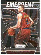 2019 Prizm Basketball EMERGENT Dylan Windler RC #12 Cleveland Cavs Shooting Guard