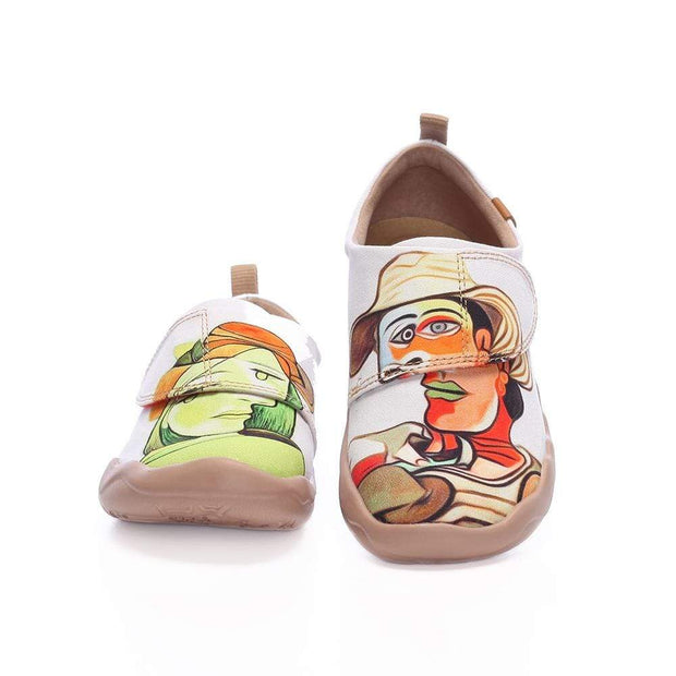 UIN Footwear Kid George & Susie Canvas loafers