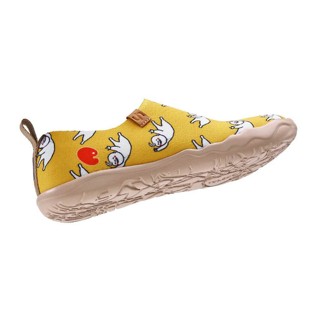 UIN Footwear Kid My Angel Canvas loafers