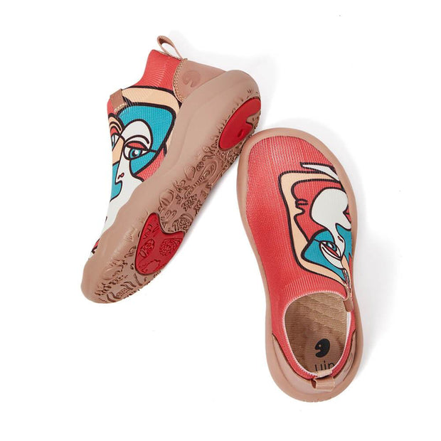 UIN Footwear Kid (Pre-sale) The New Us Kid Canvas loafers