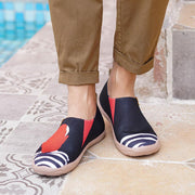 UIN Footwear Men Me Myself & I Canvas loafers
