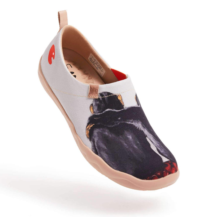 UIN Footwear Men (Pre-sale) Between us Canvas loafers