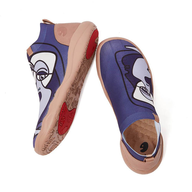 UIN Footwear Men (Pre-sale) The New Us Men Canvas loafers