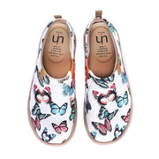 UIN Footwear Women Dancing on My Feet Women Slip-on Shoes Canvas loafers