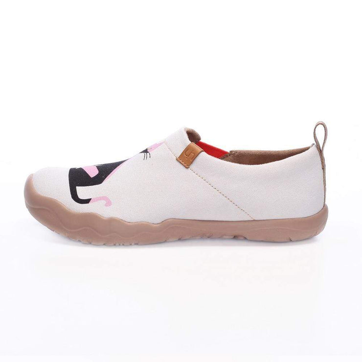 UIN Footwear Women Luna Canvas loafers