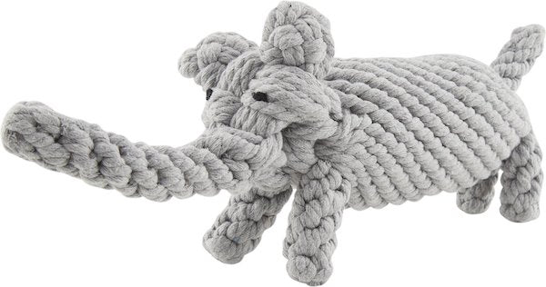 Elephant rope toy for dogs