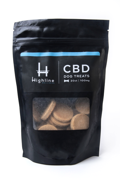 Highline Wellness CBD Dog Treats