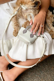 Mini purse for dogs at your wedding.