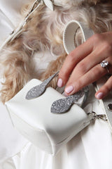 The Sloane Clean Up Purse by Shaya Pets.