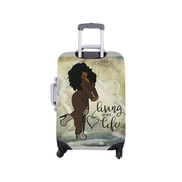 "Luggage Cover/Small 18""-21"""