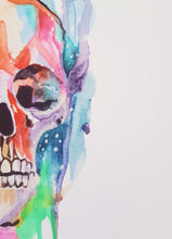 Load image into Gallery viewer, Rainbow Skull