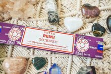 Load image into Gallery viewer, Satya - Reiki Incense