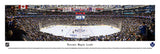 Toronto Maple Leafs Panoramic Arena View - Plaqued