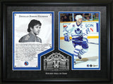 Doug Gilmour Hockey Hall of Fame Induction Frame