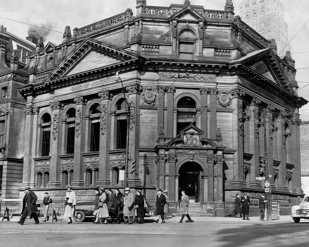 Bank of Montreal 1950