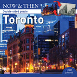 Now & Then Double Sided Toronto Puzzle