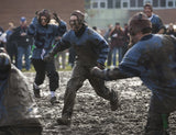 Brendan Kennedy at Mud Bowl recreation photograph
