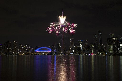 Pan Am Fireworks