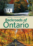 Backroads of Ontario 4th Edition
