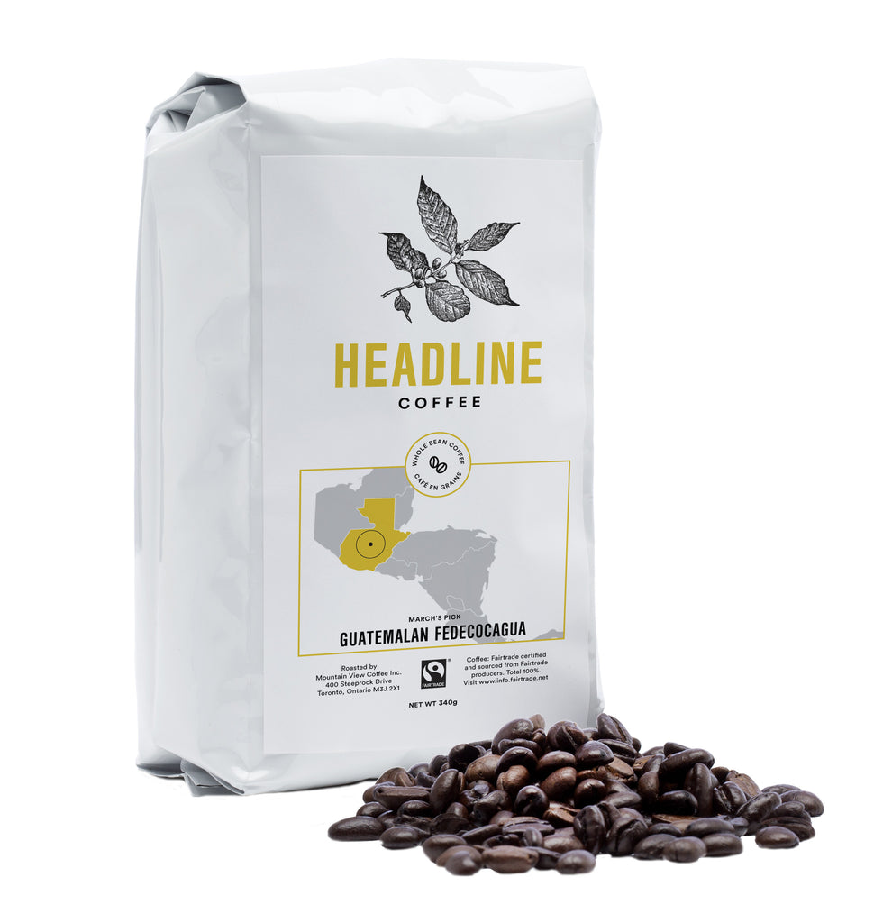 Headline Coffee, Single Order