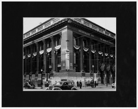 Matted: General Post Office