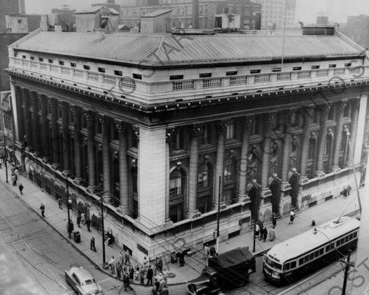 Bank of Toronto photograph