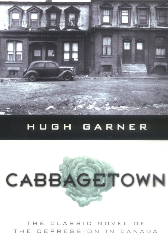Image of Cabbagetown book cover