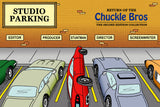 Image of Studio Parking book cover